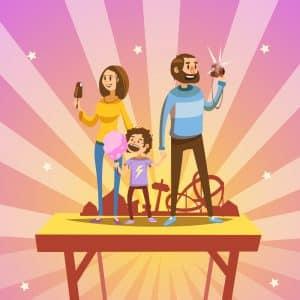 אטרקציות למשפחה